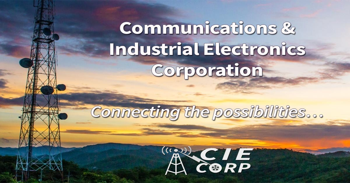 Communications Industrial Electronics Corporation Two-way Radio Systems