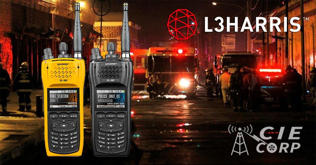 Harris Two-Way Radios Systems